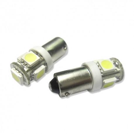 5 5050 SMD LED Leuchtmittel Ba9s