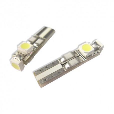 3 1210 SMD LED Leuchtmittel W2W T5