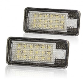 LED,Kennzeichenbeleuchtung,Modul,Audi,A3,S3,A4,S4,RS4,A6,S6,RS6,A8,S8,Q7