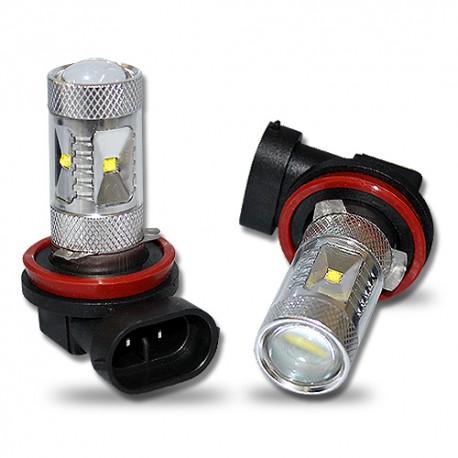 30 Watt CREE H8 LED Leuchtmittel