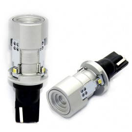 5x 2020 SMD CAN-Bus LED Leuchtmittel w16w T15