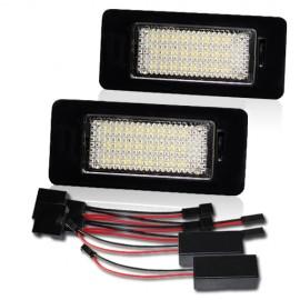LED Kennzeichenbeleuchtung Modul VW Passat B6/B7
