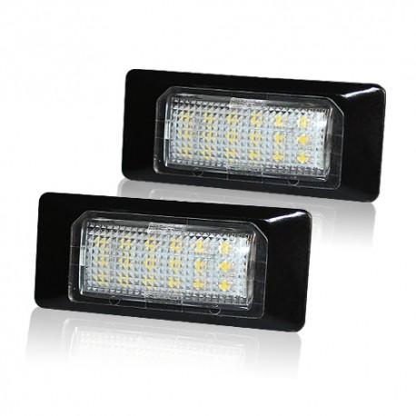 LED Kennzeichenbeleuchtung Modul VW Golf Plus Jetta Passat Sharan Touran Touareg