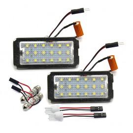 LED Kennzeichenbeleuchtung Modul Fiat 500 500C