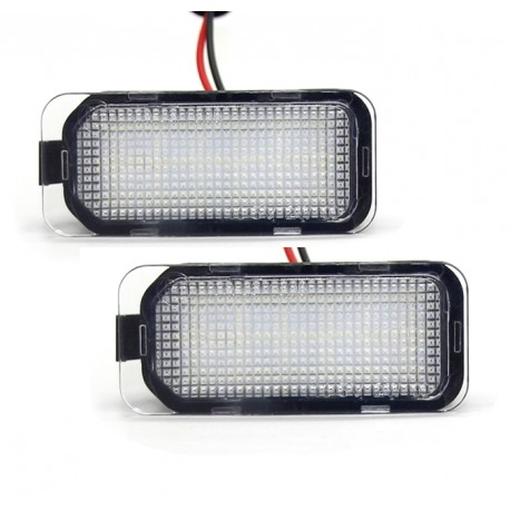 LED Kennzeichenbeleuchtung Modul Ford C-MAX Fiesta Focus Galaxy Kuga Mondeo S-MAX