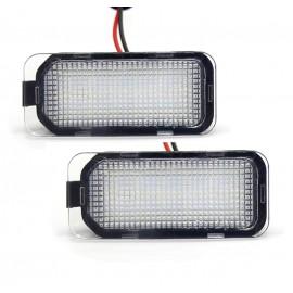 LED Kennzeichenbeleuchtung Modul  Jaguar XF und XJ