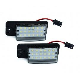 LED Kennzeichenbeleuchtung Modul Infiniti EX FX