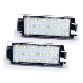 LED Kennzeichenbeleuchtung Modul Porsche Panamera