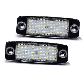 LED Kennzeichenbeleuchtung KIA Ceed Ceranto Forte