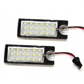 LED Kennzeichenbeleuchtung Volvo S60 S80 V70 XC70 XC90