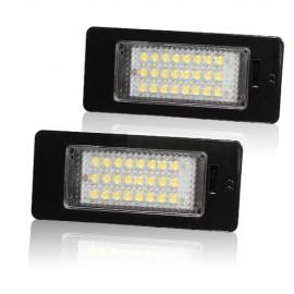 LED Kennzeichenbeleuchtung BMW 1er 3er 5er X1 X3 X5 X6