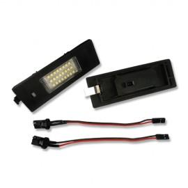 LED Kennzeichenbeleuchtung BMW 1er 6er Z4