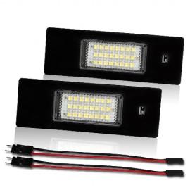 LED Kennzeichenbeleuchtung BMW 1er 3er 6er Z4