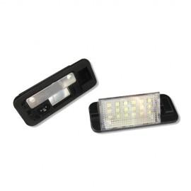 LED Kennzeichenbeleuchtung BMW E36