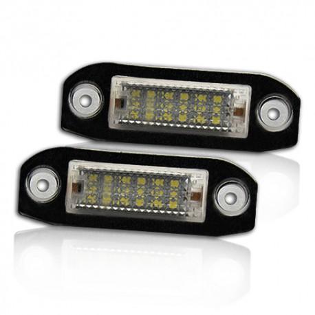 LED Kennzeichenbeleuchtung Module Volvo C70 S40 S40 S80 V50 V60 V70 XC60 XC70 XC90