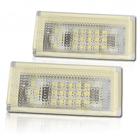 LED Kennzeichenbeleuchtung Module BMW 3er E46