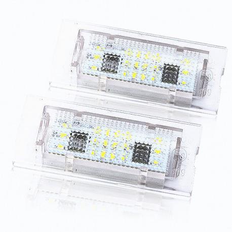 LED Kennzeichenbeleuchtung Module BMW X3 X5