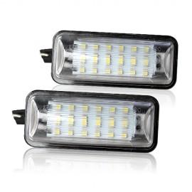 LED Kennzeichenbeleuchtung Modul Subaru Impreza Legacy XV