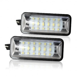 LED Kennzeichenbeleuchtung Module Subaru Impreza Legacy XV