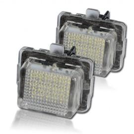 LED Kennzeichenbeleuchtung Module Mercedes-Benz W204 C216 C207 W212 W221