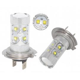 LED Leuchtmittel 50 Watt CREE H7