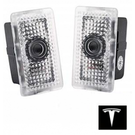 LED Türlogo Modul - Tesla Model S, Model 3, Model X