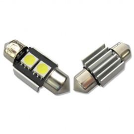 LED Leuchtmittel 5050 SMD CAN-Bus Soffitte 36mm