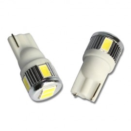 LED Leuchtmittel 6x 5630SMD CAN-Bus w5w T10