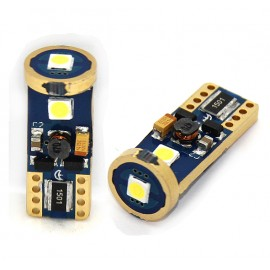 LED Leuchtmittel 3030 SMD Gold CAN-Bus w5w T10