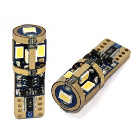 LED Leuchtmittel 3632 SMD Gold CAN-Bus w5w T10