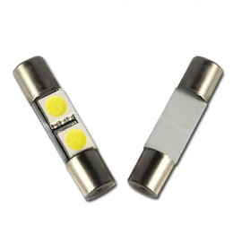 LED Leuchtmittel 5050 SMD Soffitte 28mm