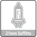 31mm Soffitte