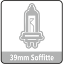 39mm Soffitte