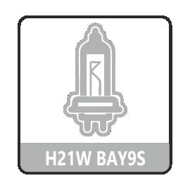 H21W BAY9S