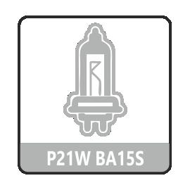 P21W BA15S