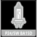 P24/5W BA15D