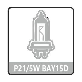 P21/5W BAY15D