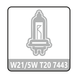W21/5W T20 7443
